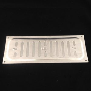 "AV93HM 9.5"" x 3.5"" HIT & MISS ALI VENT"