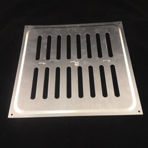 "AV99HM 9.5"" x 9.5"" HIT & MISS ALI VENT"
