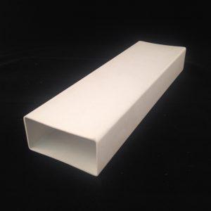 DS415 (1.5m 110x54mm PVCu FLAT DUCTING) ANGLE
