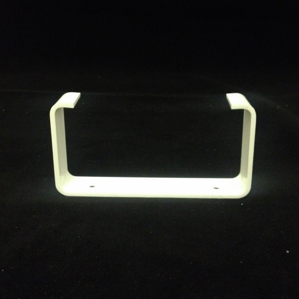 DS522 FLAT CHANNEL CLIP 205 x 60mm