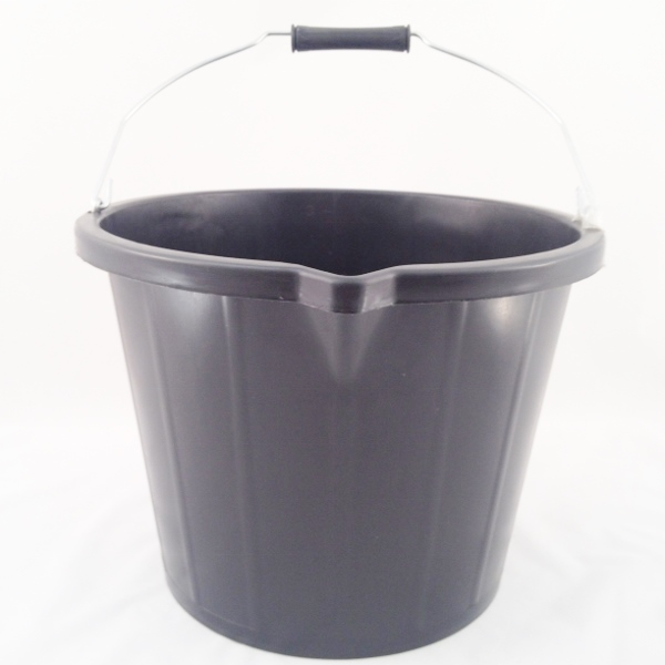 PB1003-BK 3 GALLON BUILDERS BUCKET