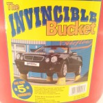 PB1004-COL 3 GALLON INVINCIBLE BUCKET COLOUR
