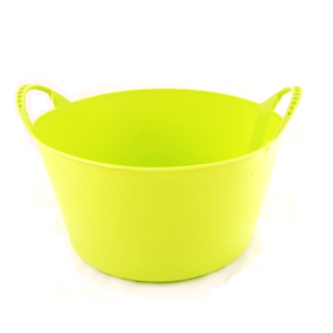 PB1006S-LG (LIGHT GREEN 14l SMALL HD FLEXI TUB) MAIN.jpg.bmp