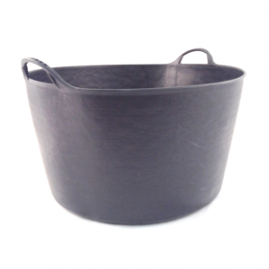 PB1006XL-BK (BLACK 55l EXTRA LARGE HD FLEXI TUB) ANGLE 1.jpg