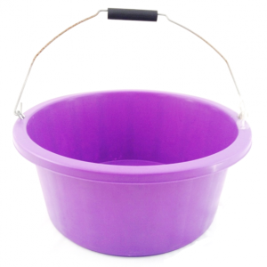 PB1007-PU (PURPLE 15L SHALLOW PLASTERERS, FEED BUCKET) MAIN.jpg